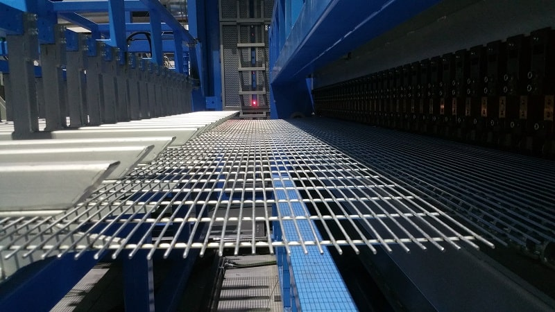 Mesh Welding Line - Type SECURIWEL