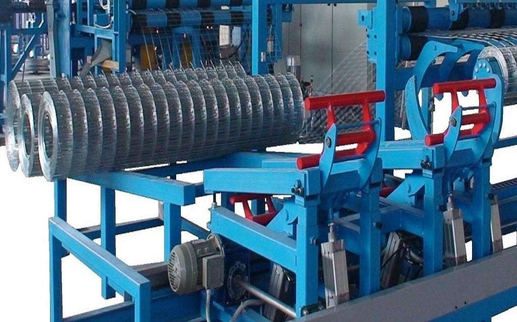 MESH WELDING MACHINES FOR FENCES